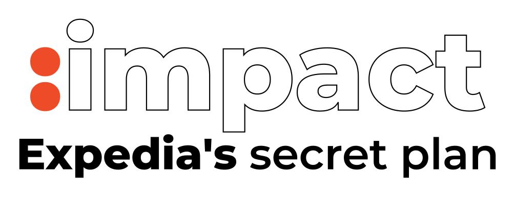 Expedia's secret plan to take over hospitality